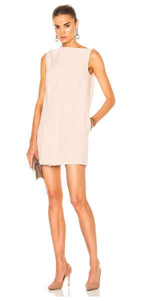 DION LEE Axis Sleeveless Crepe Dress - Self: 94% poly 4% spandexLining: 100% polyContrast...