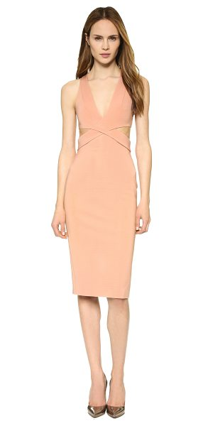 DION LEE Belted symmetry dress - Description NOTE: Sizes listed are Australian. Please...