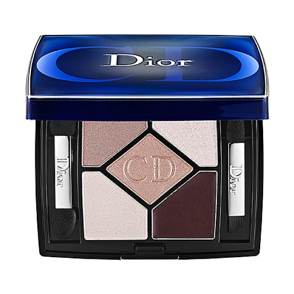 Dior 5-colour designer all-in-one artistry palette nude pink design - A sleek compact containing five shades that will create...