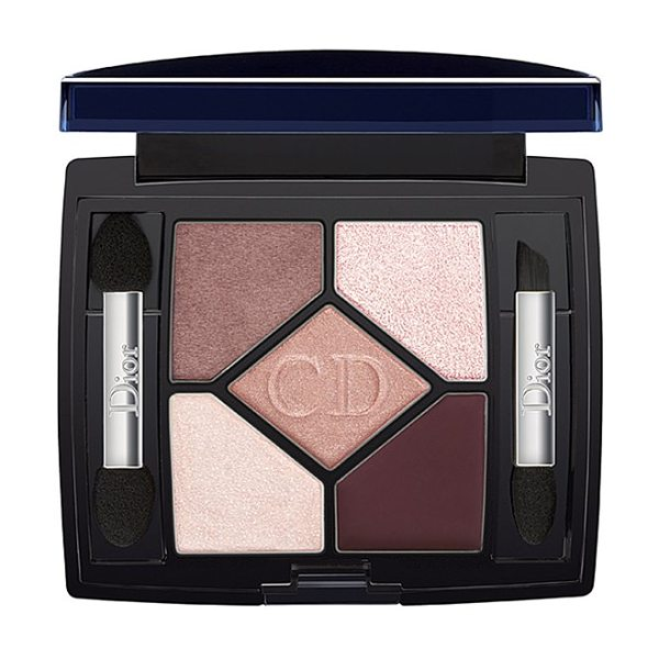 Dior 5 couleurs designer all-in-one eyeshadow artistry palette in nude pink design 508
