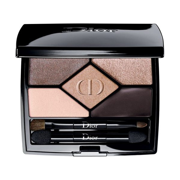 Dior '5 couleurs designer' makeup artist tutorial palette in 508 nude pink design - Inspired by professional techniques and textures, 5...