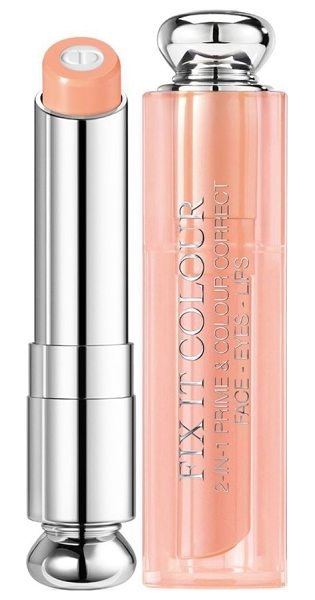 Dior fix it 2-in-1 prime & color correct in 200 apricot - What it is: Inspired by the backstage makeup techniques...