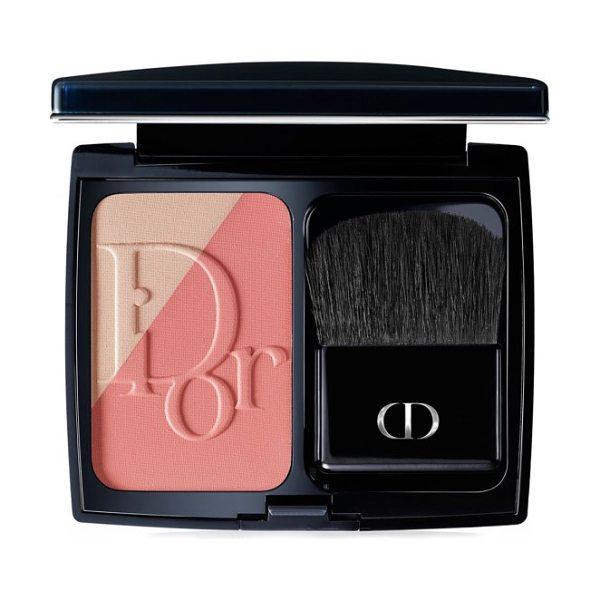 Dior blush sculpt contouring powder blush in 001 pink shape - What it is: The first contouring blush by Dior,...