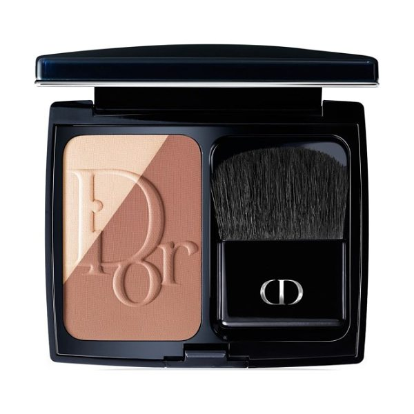 Dior blush sculpt contouring powder blush in 003 beige contour