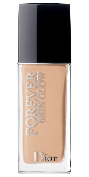 Dior forever skin glow 24-hour foundation spf 35 in 2.5 neutral