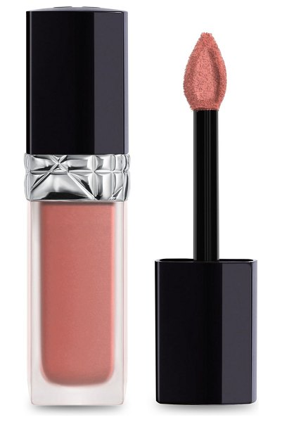 Dior rouge  forever liquid transfer-proof lipstick in ,pink,red