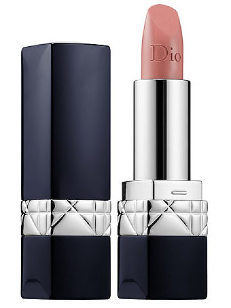DIOR rouge  lipstick 219 rose montaigne - A collection of couture, satin-to-matte lipsticks with...