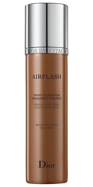 Dior skin airflash spray foundation in 5 neutral