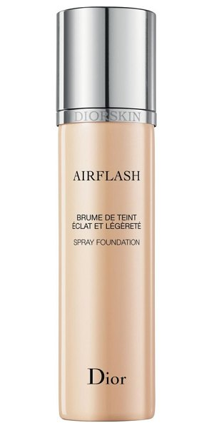 Dior 'skin airflash' spray foundation in 600 mocha - Diorskin Airflash Spray Foundation, a go-to solution for...