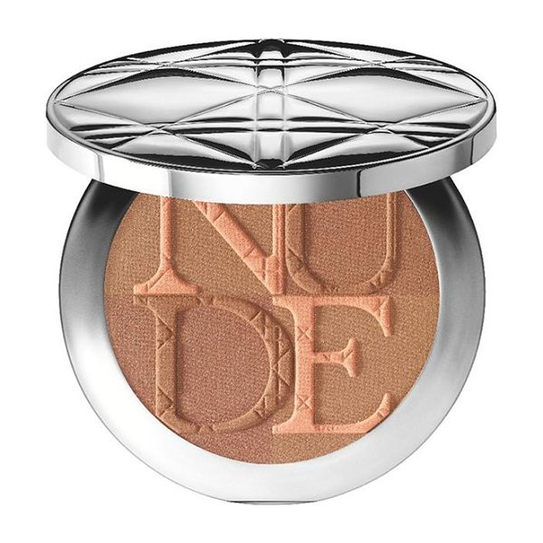 Dior Skin healthy glow enhancing powder bronzer in sunset - Diorskin Healthy Glow Enhancing Powder is a multitoned...