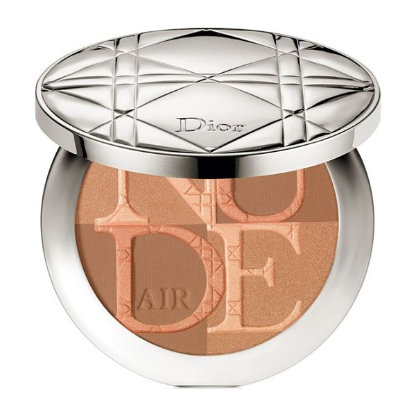Dior Skin nude air glow powder in 001 frsh tan - Dior broadens its nude makeup expertise with Diorskin...