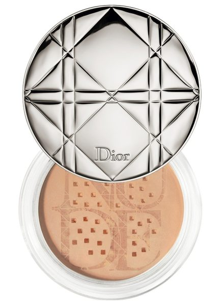 Dior skin nude air healthy glow invisible loose powder in 030 medium beige