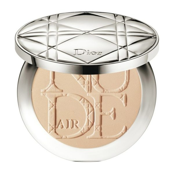 Dior skin nude air healthy glow invisible powder in 020 light beige