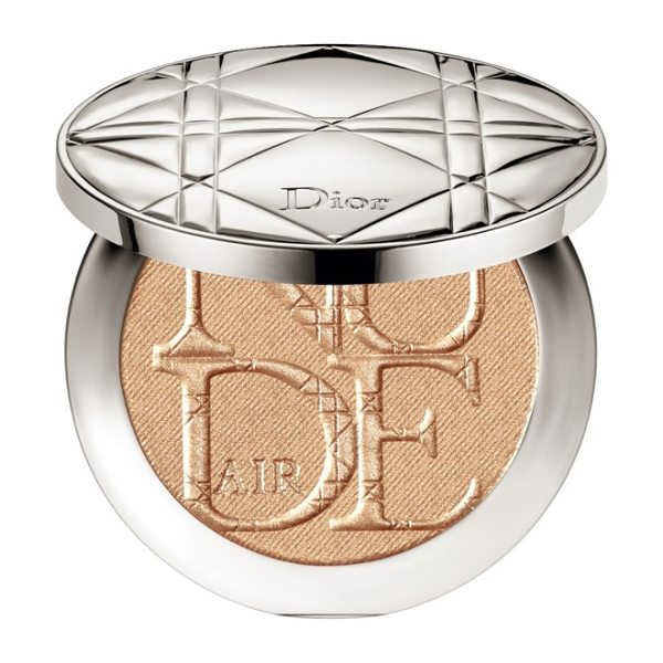 Dior skin nude air luminizer powder in 004 bronzed glow - What it is: A powder as light as a breeze featuring a...