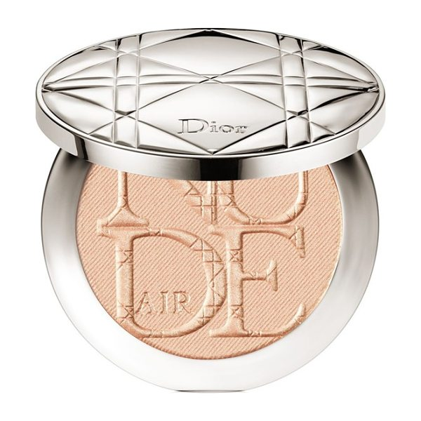 Dior skin nude air luminizer powder in 001 nude glow - What it is: A powder as light as a breeze featuring a...