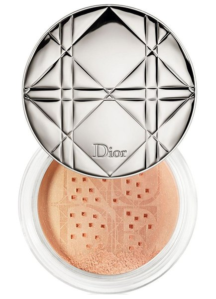 Dior skin nude air summer glow shimmering loose powder in nude