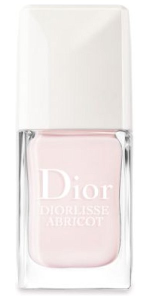 Dior smoothing perfecting nail care in snow pink