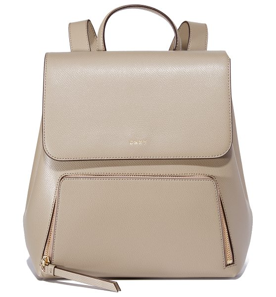 DKNY bryant park backpack in soft clay