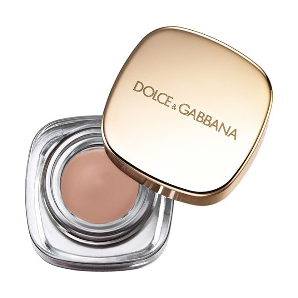 Dolce & Gabbana 'perfect mono' matte cream eye color in nude - Perfect Mono, the first cream eye color by Dolce &...