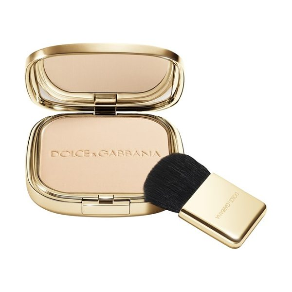 Dolce & Gabbana perfection veil pressed powder in nude ivory 1