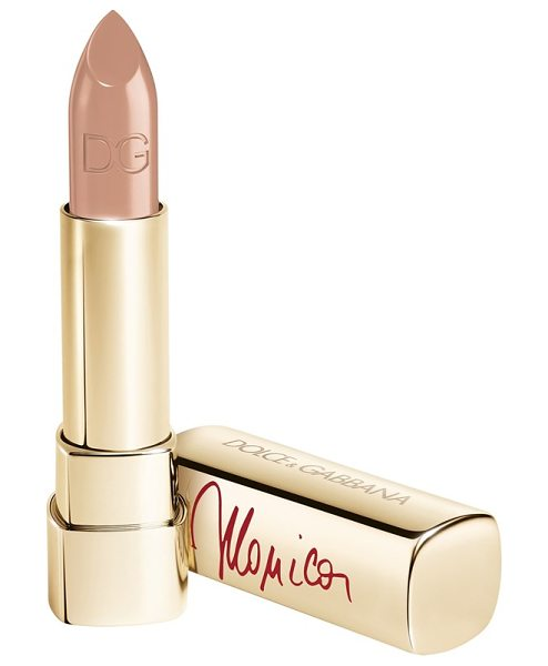 Dolce & Gabbana Voluptuous lipstick in nude monica 20 - Voluptuous Lipstick conditions your lips with its soft,...