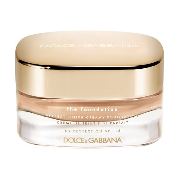 Dolce & Gabbana Perfect luminous creamy foundation in soft sable 180