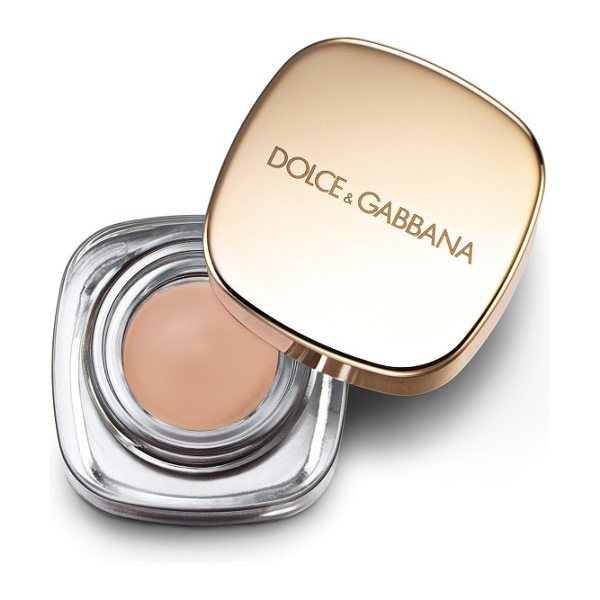 Dolce & Gabbana 'perfect mono' matte cream eye color in baroque beige