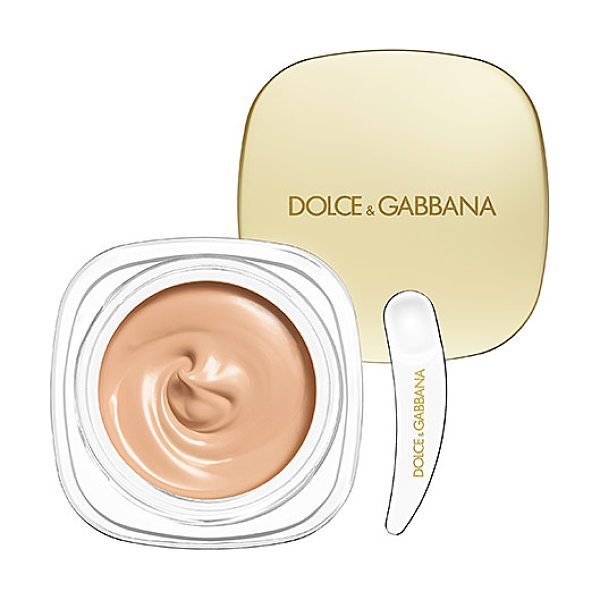 Dolce & Gabbana the foundation perfect finish creamy foundation natural glow 100 - A lighter-than-air cream foundation that refines the...