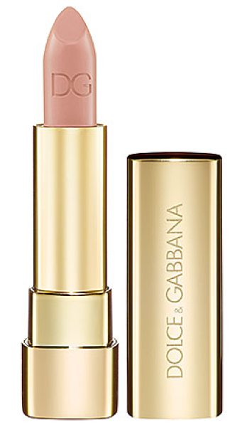 DOLCE & GABBANA the lipstick classic cream lipstick nude 120 - An utra-moisturizing, creamy lipstick inspired by the...