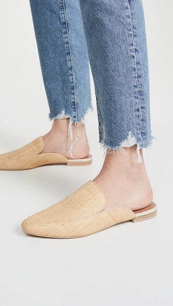 Dolce Vita halee flats in light natural