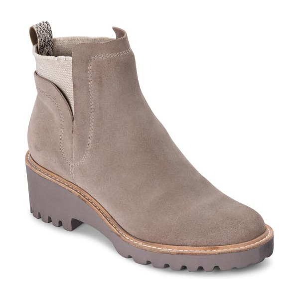 Dolce Vita huey bootie in brown
