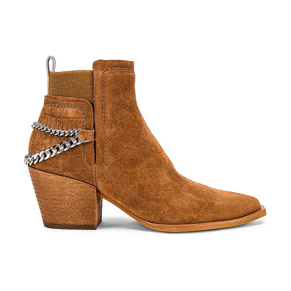 Dolce Vita shelah bootie in prairie brown