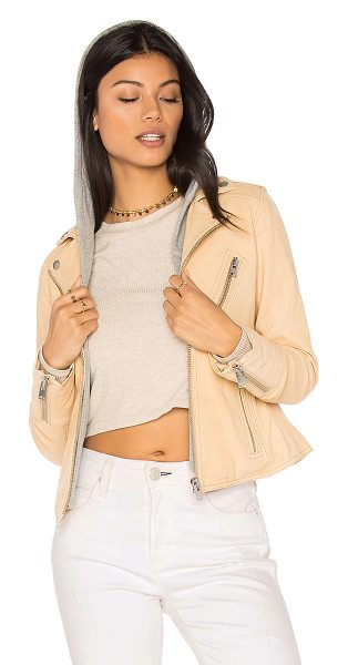 Doma Bruce Jacket in tan - Shell: 100% lamb nappaLining: 100% cotton. Professional...