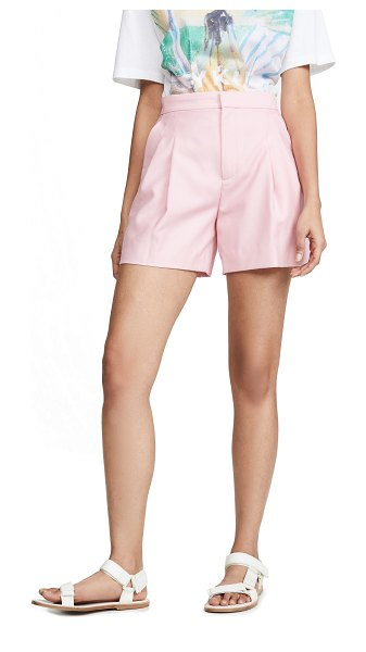 Edition10 trouser shorts in blushing bride