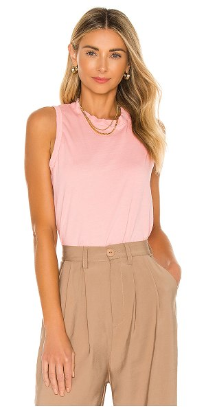 Electric & Rose marley tank in blush