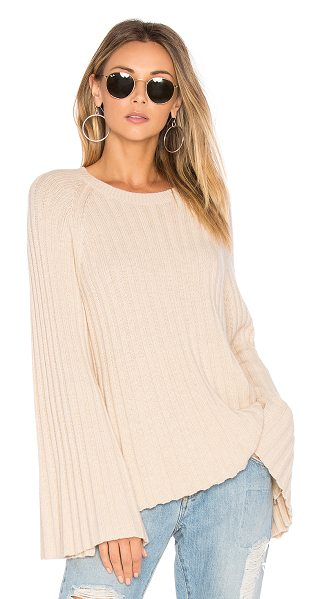 ELIZABETH AND JAMES Baker Pullover - 45% wool 30% viscose 15% nylon 10% cashmere. Dry clean...