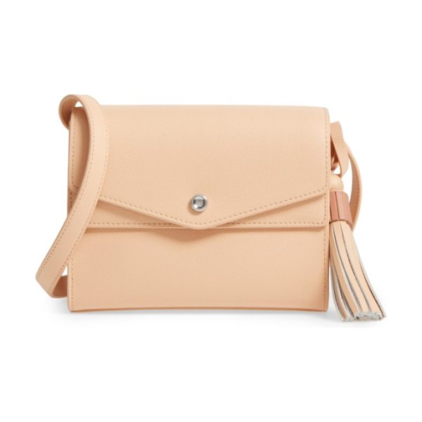 Elizabeth and James eloise field crossbody bag in natural