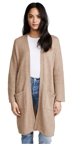 ELLA MOSS lizete cardigan - This casual, maxi-length Ella Moss cardigan has a loose...