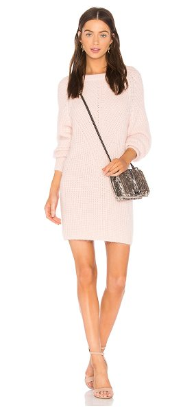 ELLIATT Prelude Dress in blush