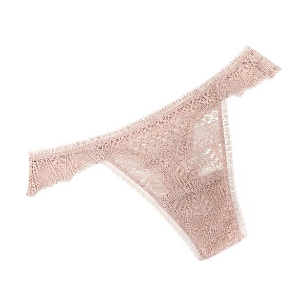 """ELSE IVY THONG - Else """"Ivy"""" lace thong. Low rise sits across hips...."""