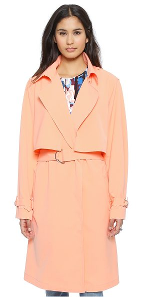 EMMA COOK Trench coat - Description NOTE: Sizes listed are UK. Please see Size &...