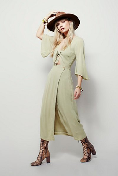 ENDLESS SUMMER Making you jealous dress - Made from our sheer and gauzy Endless Summer fabric this...