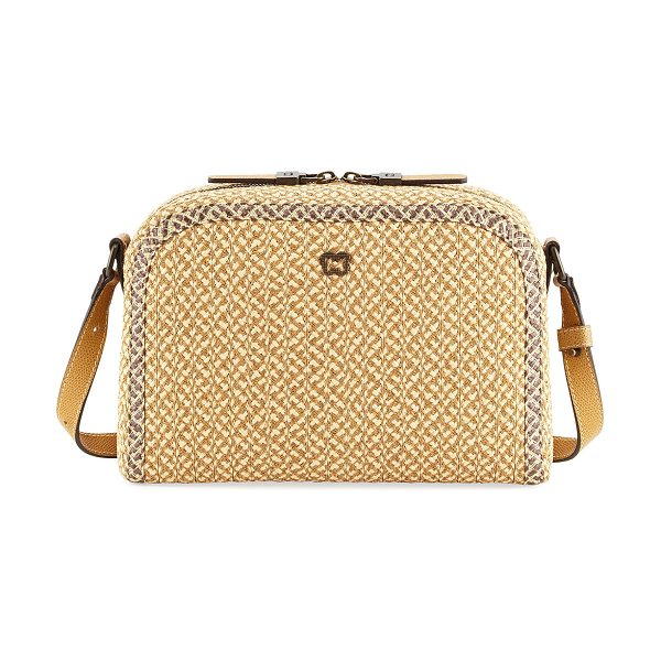 ERIC JAVITS Courbe Squishee® Zip Crossbody Bag - Eric Javits signature Squishee material looks good no...