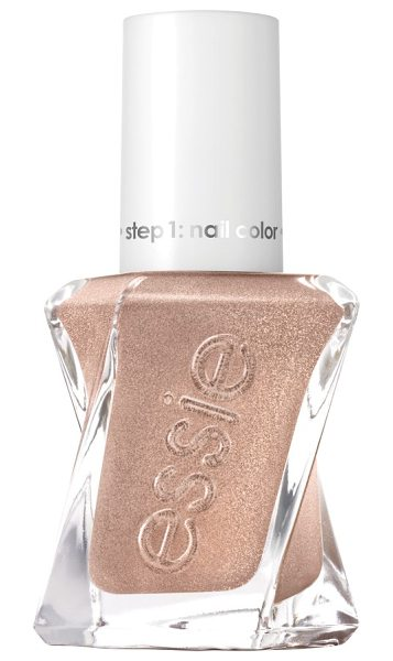 Essie gel couture nail polish in to have and to gold - What it is: Get gel-like wear and shine with this easy...