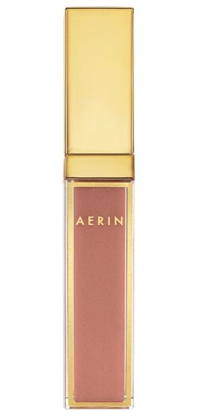 Estee Lauder Aerin beauty lip gloss in weekday