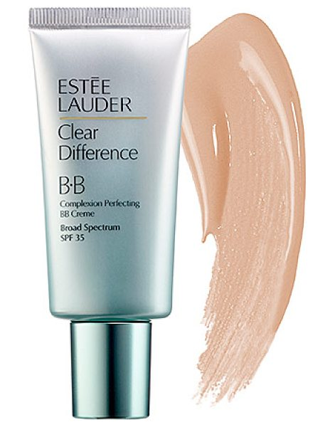 Estee Lauder clear difference complexion perfecting bb creme spf 35 02 medium