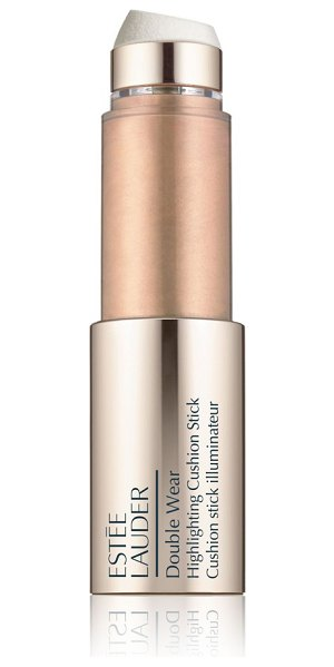 Estee Lauder double wear highlighting cushion stick in champagne glow - What it is: An innovative pro tool that combines a...