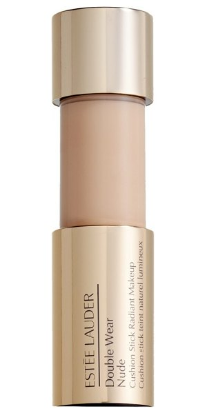 Estee Lauder double wear nude cushion stick radiant makeup in 2n1 desert beige