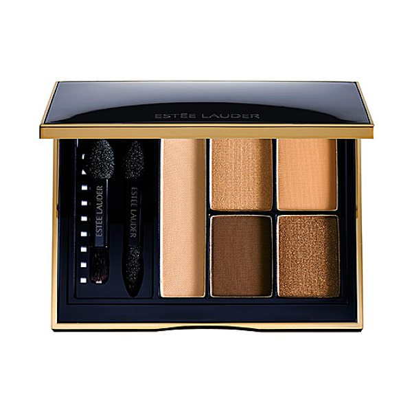 Estee Lauder pure color envy sculpting eyeshadow 5-color palette ync4-01