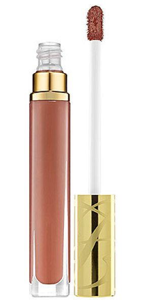 Estee Lauder pure color high intensity lip lacquer amber halo 0.2 oz/ 6 ml